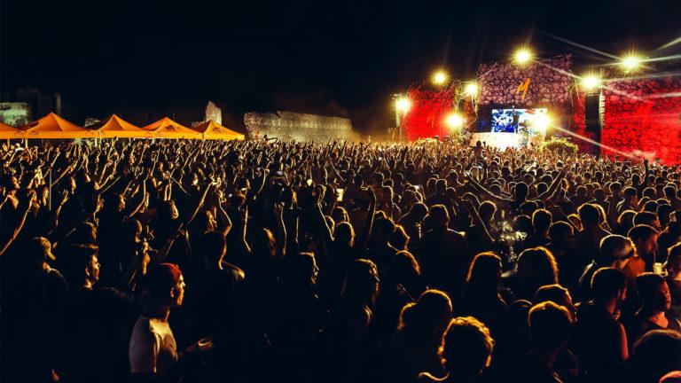 entradas de festivales de música