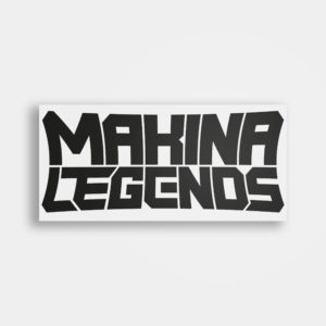 pegatina-makina-legends-blanca