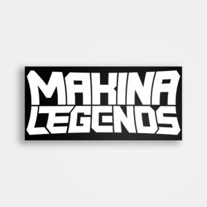 pegatina-makina-legends-negra